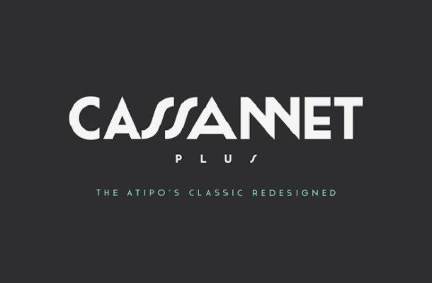 CASSANNET PLUS FONT Free