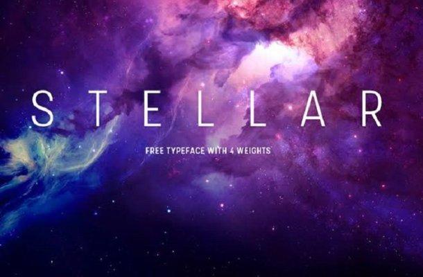 Stellar Font Family Free