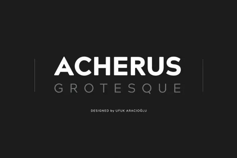 acherus-grotesque-font-family