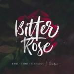 Bitter Rose Brush Font Free