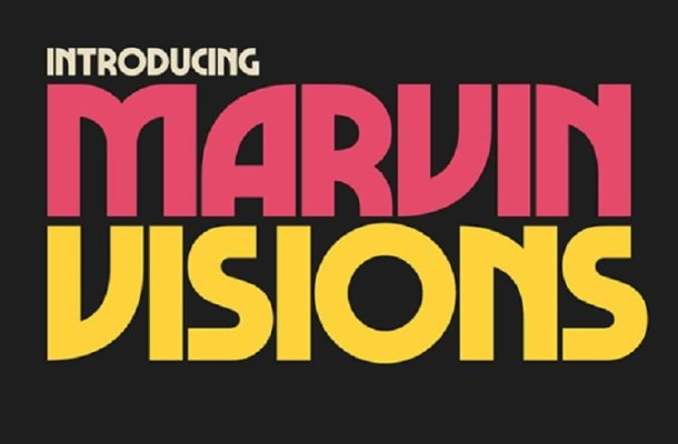 Marvin Visions Typeface Free