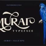 Murai Typeface Free