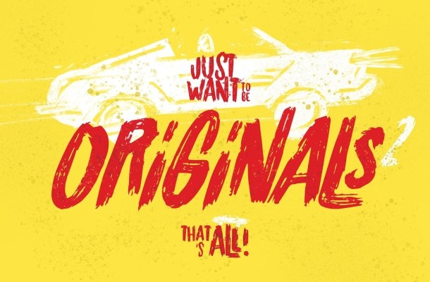 Originals 2 Typeface Free