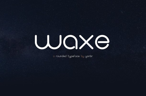 Waxe Typeface Free