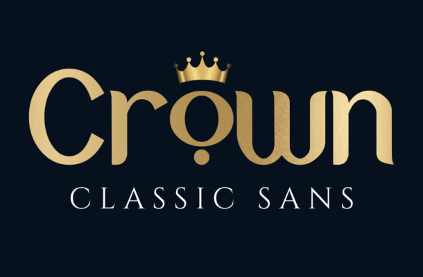 Crown Typeface Free
