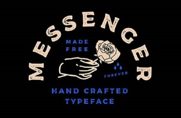 Messenger Typeface Free