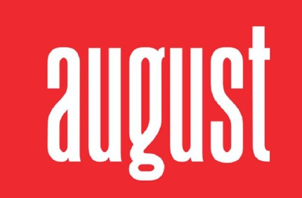 August Typeface Free