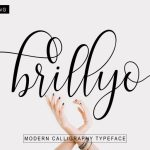 Brillyo Script Font Free