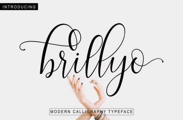 Brillyo Script Font Free