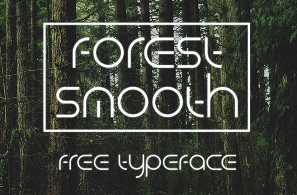 ForestSmooth Typeface Free