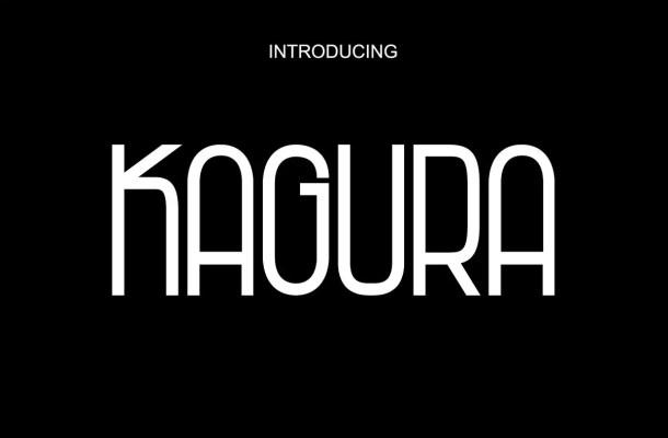Kagura Sans Serif Font Free