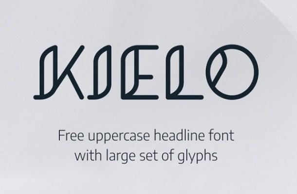 Kielo Typeface Free