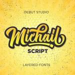 Michail Script Font Free