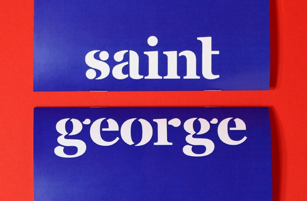 Saint George Typeface Free