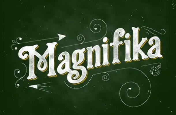 Magnifika Font Free