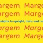 Margem Font Family Free