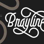 Brayline Typeface Free