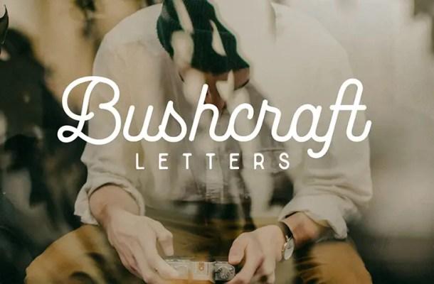 Bushcraft Script Font Free