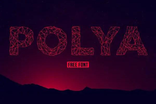 POLYA Typeface Free