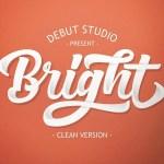 Bright Script Font Free