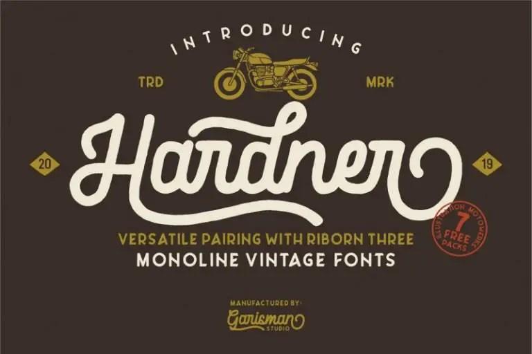 hardner-vintage-font-768x512