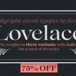 Lovelace Font Family Free