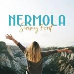 Nermola Script Font Free