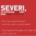 Severi Typeface Free