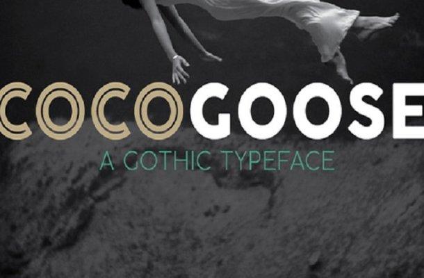 Cocogoose Pro Font Famly Free