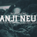 Janji Neue Typeface Free
