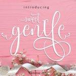 Sweetgentle Script Font Free