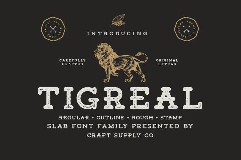 tigreal-font-family-768x512
