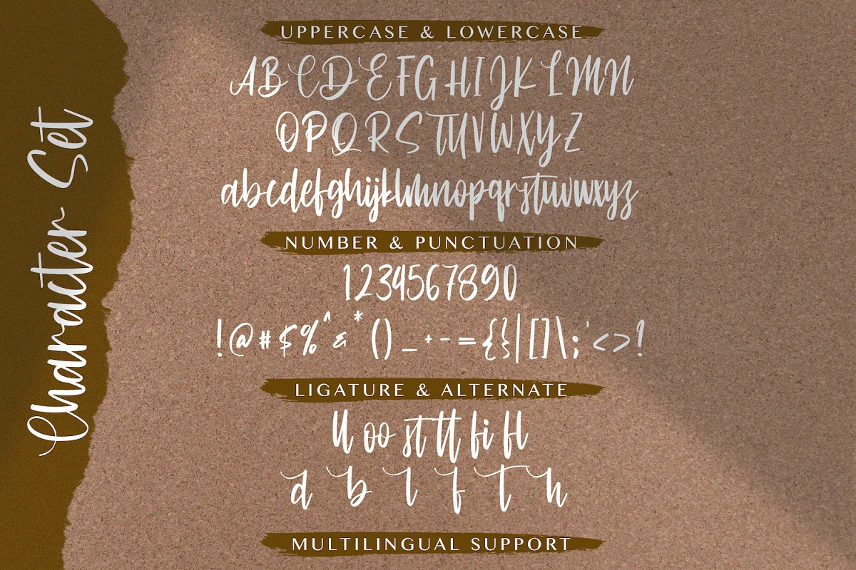 Cinthya Einzberg Handwritten Font-3
