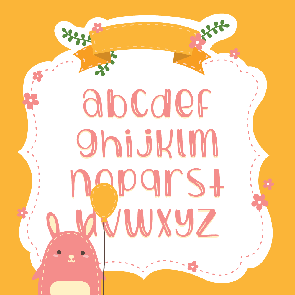 Bubble-Font-06