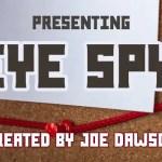 Eye Spy Font Family