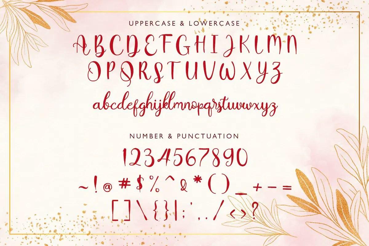 Hey Sweety Modern Script Font-3