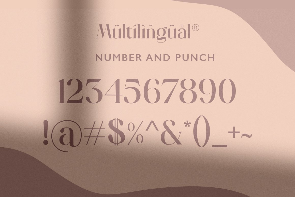 Hugolers Stylish Serif Font-3