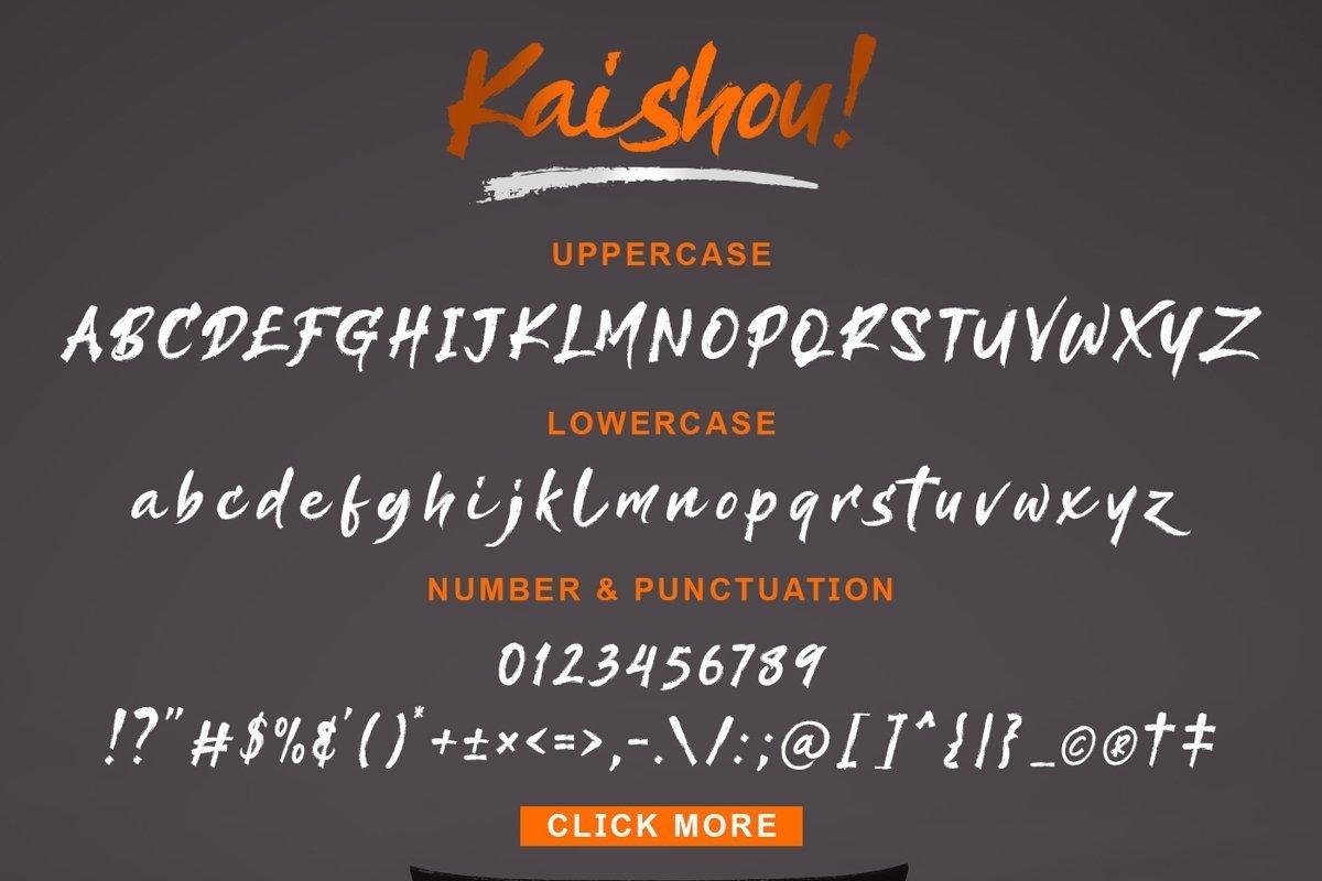 Kaishou-Brush-Script-Font-3