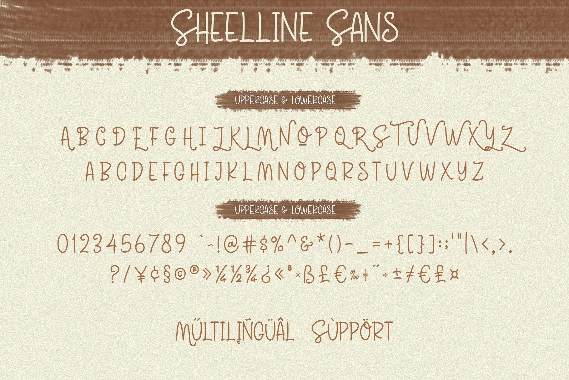 Sheenline Monoline Font Duo-4 (1)