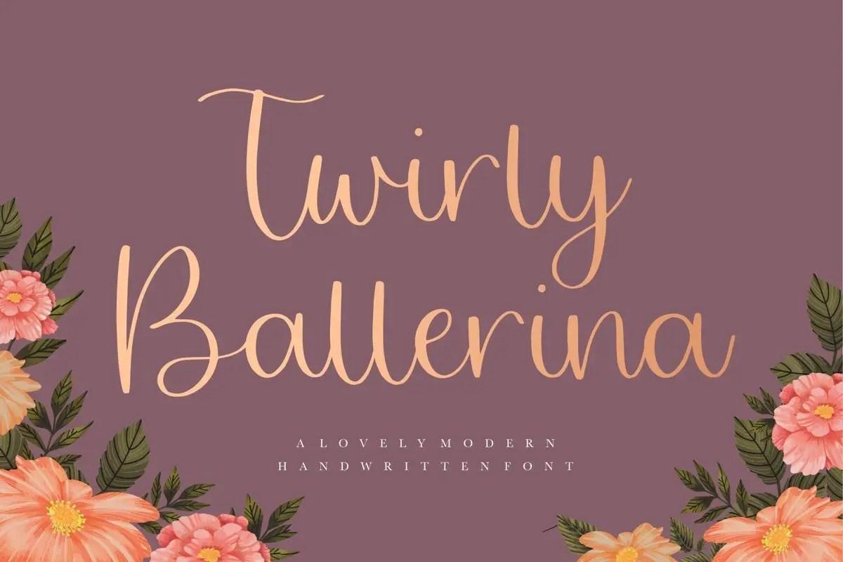 Twirly-Ballerina-Handwritten-Script-Font-1