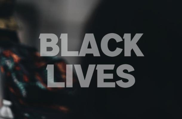 Black Lives Display Font