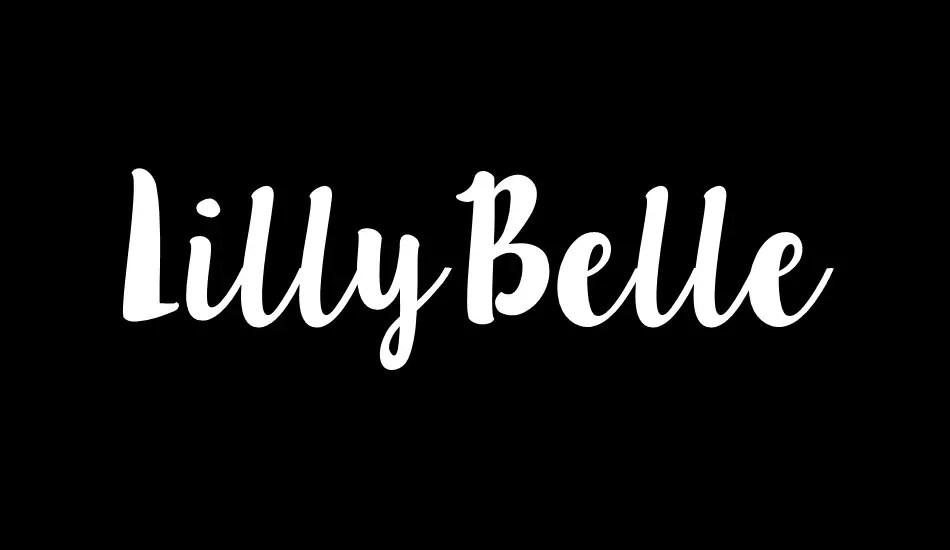 LillyBelle Font