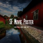SF Movie Poster Font Family