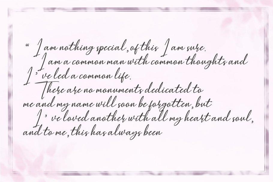 Hearth Stone Script Font03