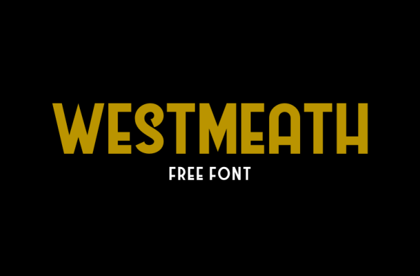 Westmeath Family Fonts