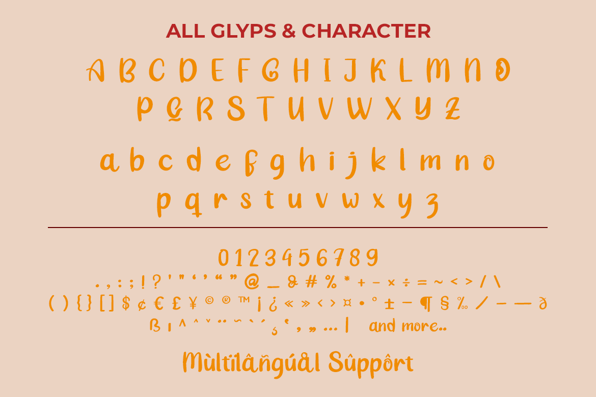 Babie Display Font-3