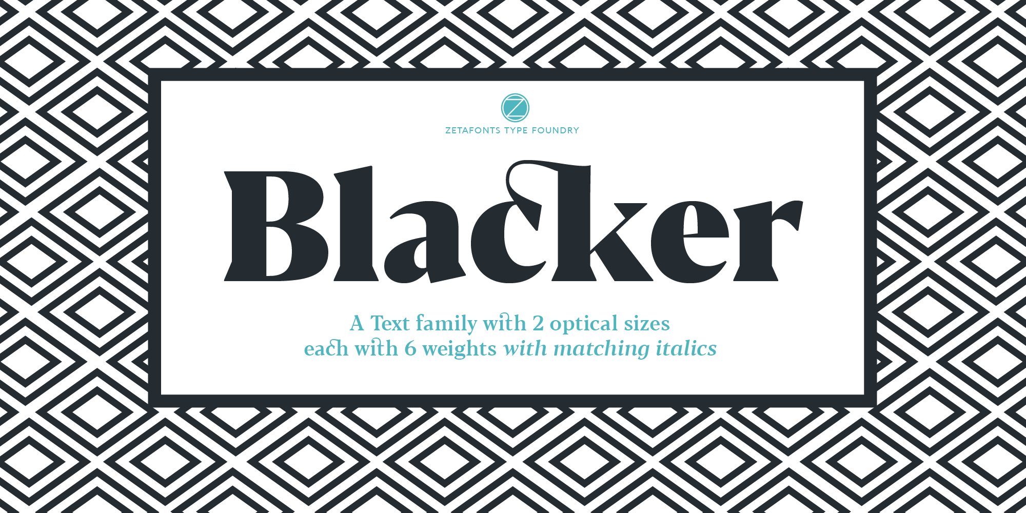 Blacker Serif Font Family-1