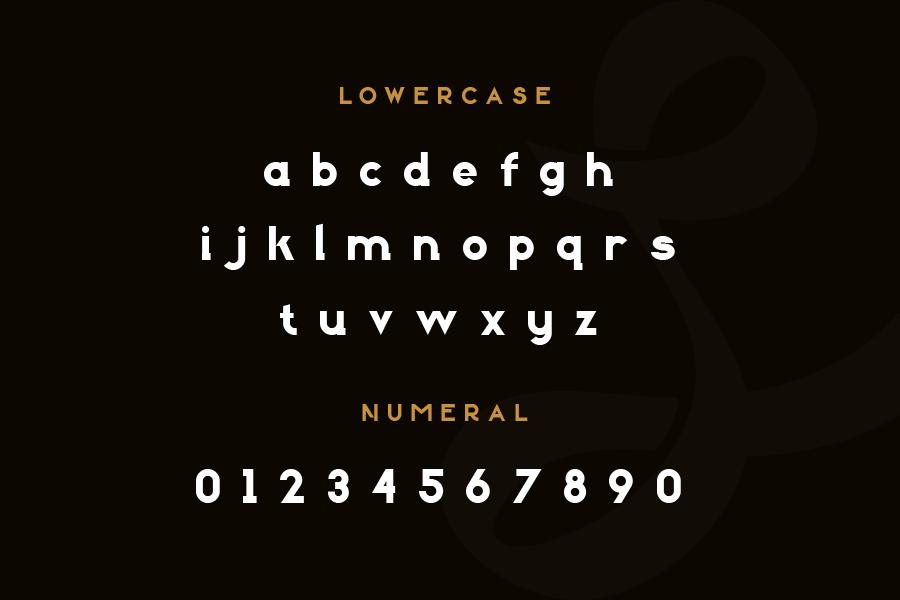 Bogor Sans Serif Font-3