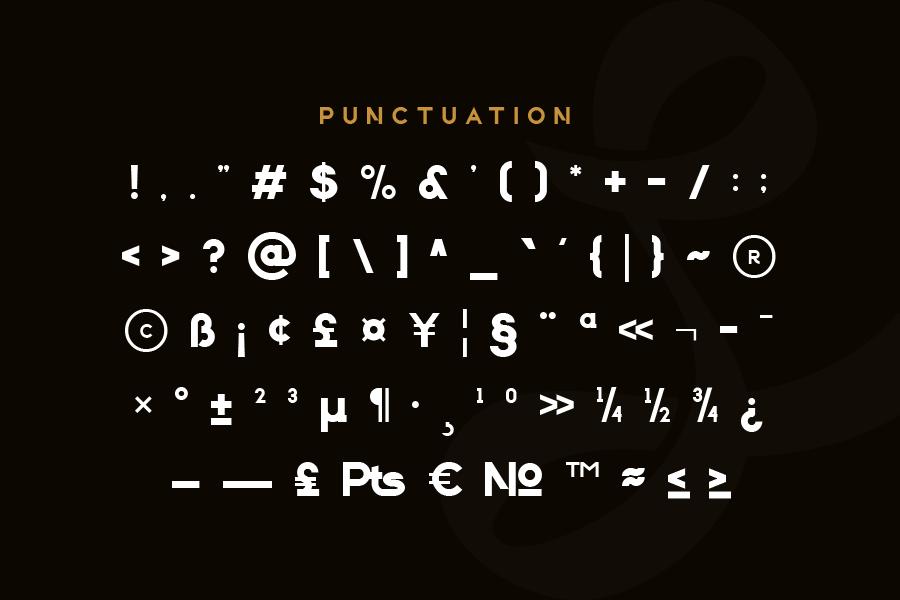 Bogor Sans Serif Font-4