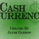 Cash Currency Fancy Font